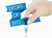 ixtract Drops of Bits