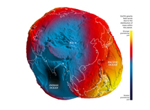National Geographic <br />Geoid