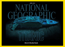National Geographic Titanic