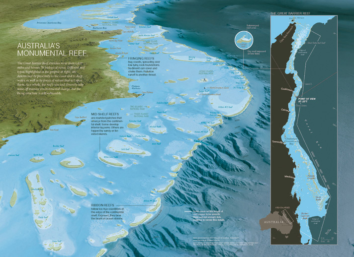 National Geographic <br />Great Barrier Reef