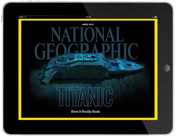 National Geographic <br />Titanic
