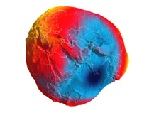 National Geographic Geoid