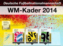 ixtract <br>DFB WM-Team 2014