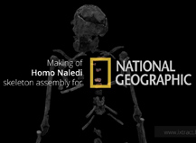 National Geographic Homo Naledi